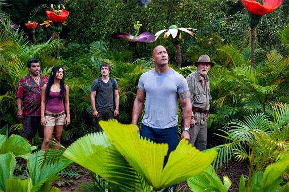 Voyage au centre de la Terre 2: L'île mystérieuse (2012)