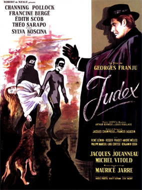 Judex, le film de 1963