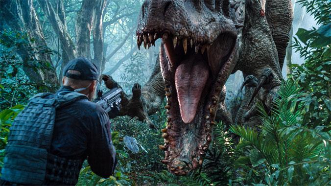Jurassic World, le film de 2015
