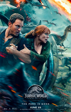 Jurassic World 2: Fallen Kingdom, le film de 2018