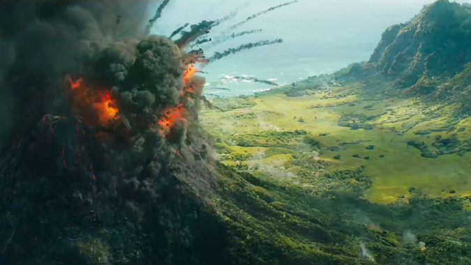 Jurassic World: Fallen Kingdom, le film de 2018