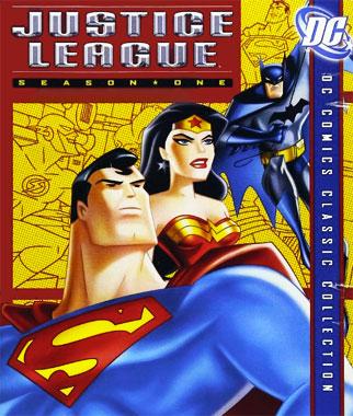 La ligue des Justiciers (Justice League), la série animée de 2001