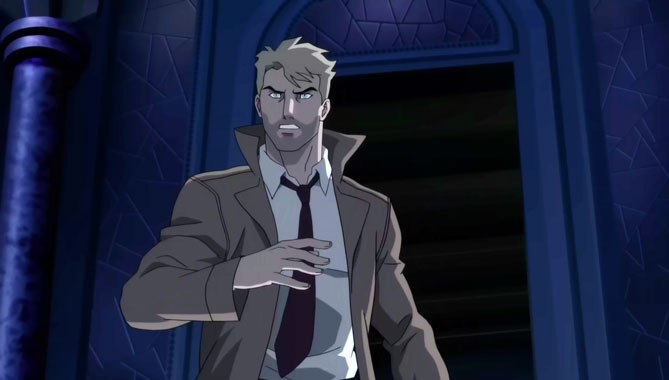 Justice League Dark, le film animé de 2017