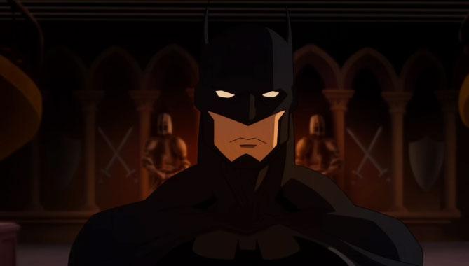 Justice League Dark, le film animé de 2017