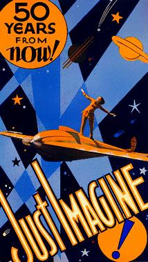L'amour en l'an 2000, le film de 1930