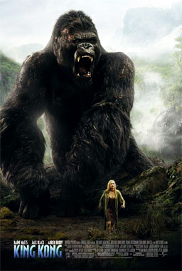 King Kong, le film de 2005