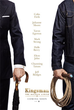Kingsman: Le cercle d'or, le film de 2017