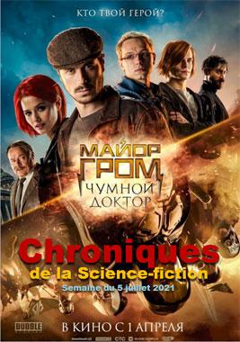 Chroniques de la Science-fiction du 5 juillet 2021