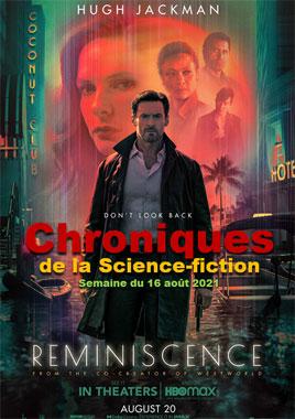 Chroniques de la Science-fiction du 16 août 2021