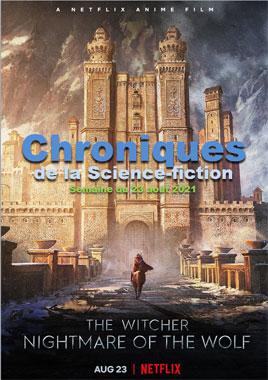 Chroniques de la Science-fiction du 23 août 2021
