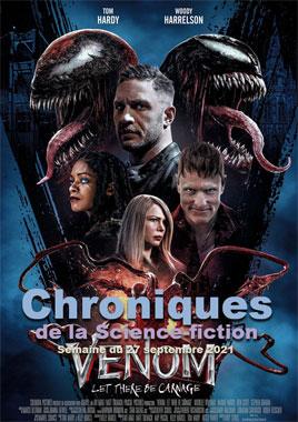 Chroniques de la Science-fiction du 27 septembre 2021