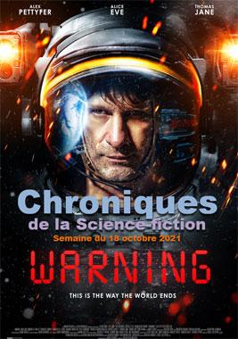 Chroniques de la Science-fiction du 18 octobre 2021
