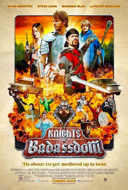 Knights of Badassdom, le film de 2014