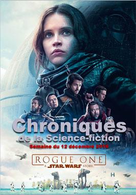 Chroniques de la Science-Fiction Année 2016, Numéro 50