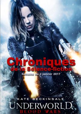 Chroniques de la Science-Fiction Année 2017, Numéro 1