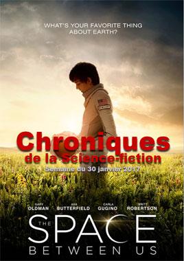 Chroniques de la Science-Fiction Année 2017, Numéro 5