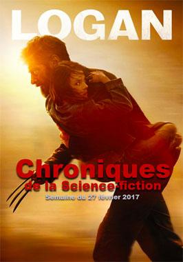 Chroniques de la Science-Fiction Année 2017, Numéro 9