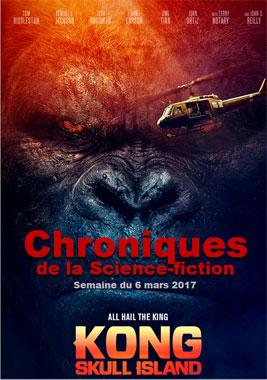 Chroniques de la Science-Fiction Année 2017, Numéro 10