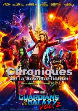 Chroniques de la Science-Fiction Année 2017, Numéro 17