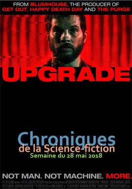 Chroniques de la Science-fiction, Année 2018 numéro 22 - Semaine du lundi 28 mai 2018