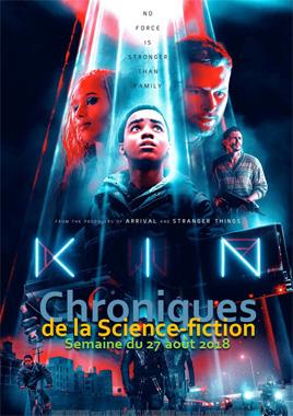 Chroniques de la Science-fiction, Année 2018, numéro 35 - Semaine du lundi 27 août 2018