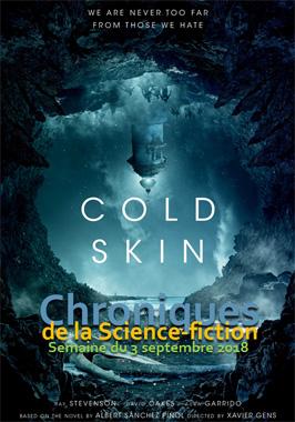 Chroniques de la Science-fiction, Année 2018, numéro 36 - Semaine du lundi 3 septembre 2018