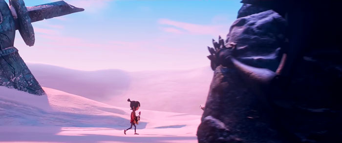 Kubo et les deux cordes, le film animé de 2016