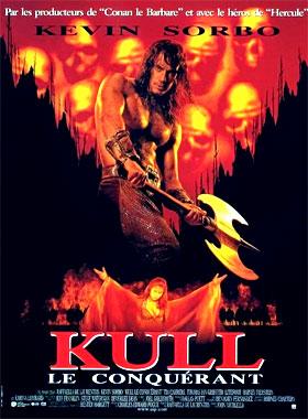 Kull le Conquérant, le film de 1997