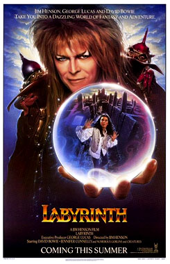 Labyrinth, le film de 1986