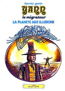 Yann Le Migrateur, Claude Lacroix (Glénat, 1978)