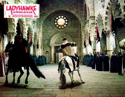 Ladyhawk, la femme de la nuit (1985) photo