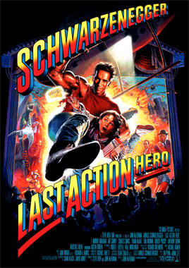 Last Action Hero, le film de 1993
