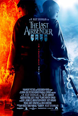 Le dernier maître de l'Air, le film de 2010