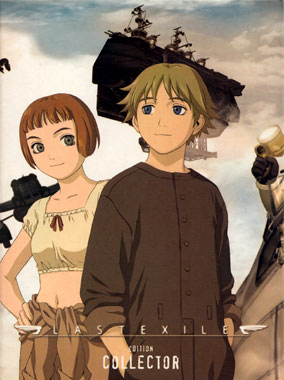 Last Exile, la série animée de 2003
