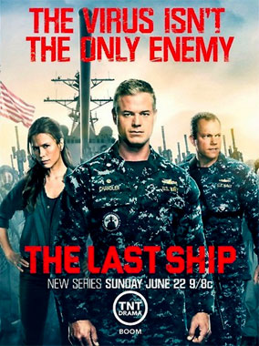 The Last Ship 2014 poster