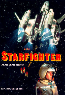 Starfighter, la novellisation de 1984