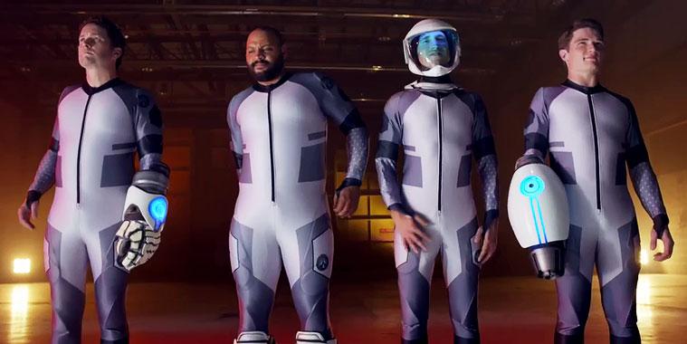 Lazer Team, le film de 2016