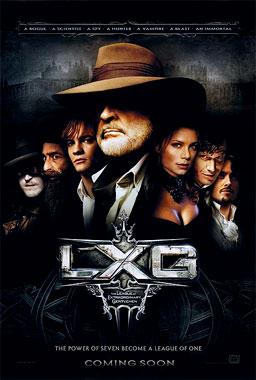 La ligue des gentlemen extraordinaires, le film de 2003
