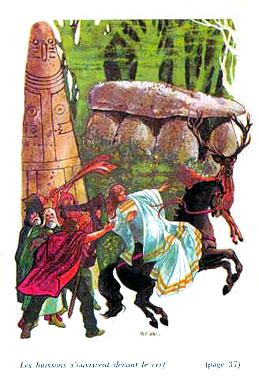 Légendes et récits de la Gaule et des Gaulois
