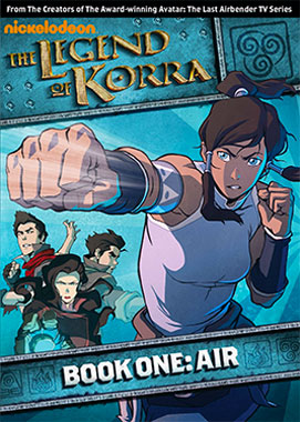 La légende de Korra, la série animée de 2012
