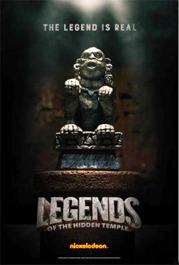 Legends of the Hidden Temple, le téléfilm de 2016