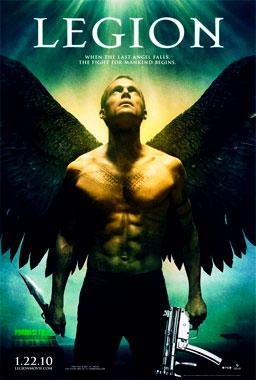 Légion - l'armée des Anges, le film de 2010
