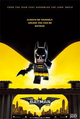 Lego Batman, le film de 2017