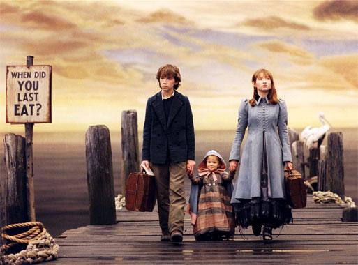 Les désastreuses aventures des orphelins Baudelaire, le film de 2004