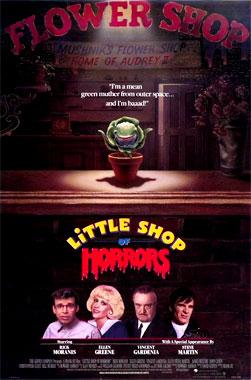 La petite boutique des horreurs, le film de 1986