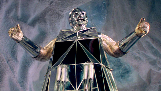 L'âge de cristal, le film de 1976
