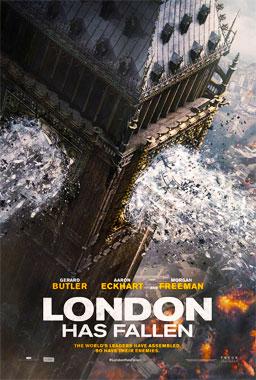 La chute de Londres, le film de 2016