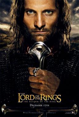 Le seigneur des Anneaux 3, le retour du roi