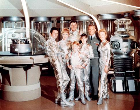 Perdu dans l'Espace, la série de 1965
