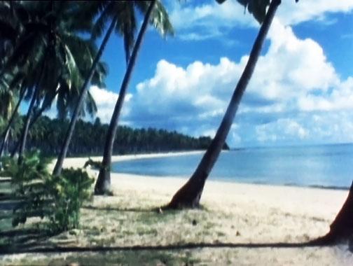 L'île perdue S01E01: Le naufrage (1976)